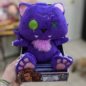 Monster High Plush 'Cresent'